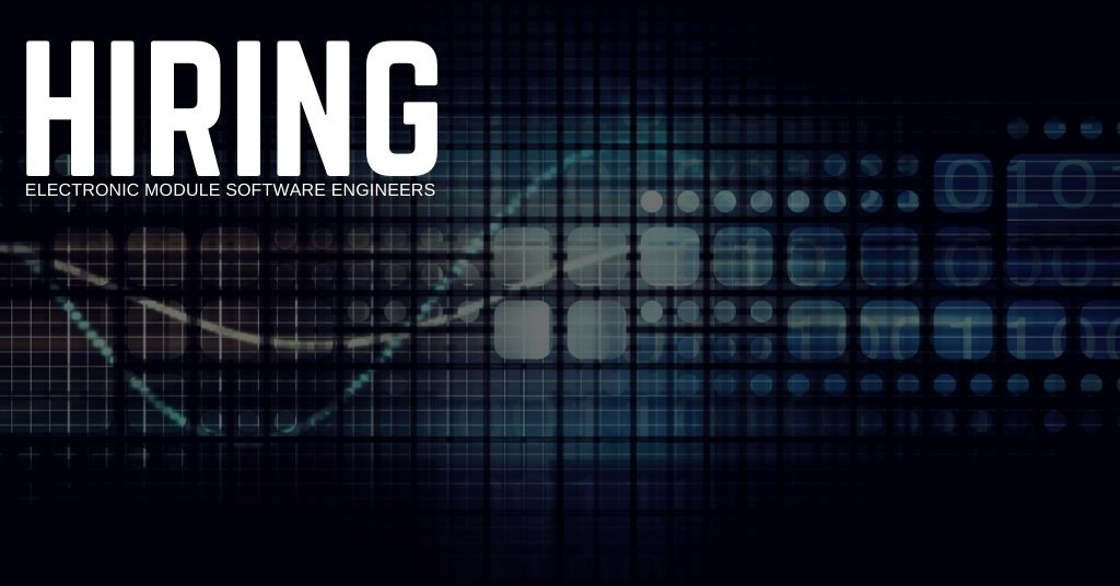 Electronic Module Software Engineer Jobs