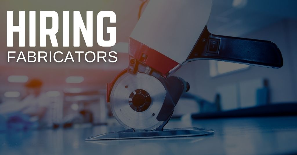 Fabricator Jobs