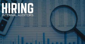 Internal Auditor jobs