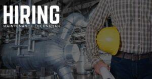 Maintenance Technician Jobs
