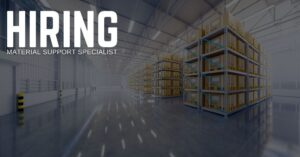 Material Support Specialists