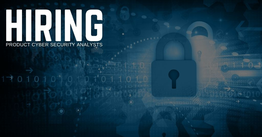 Product Cyber Security Analyst Jobs