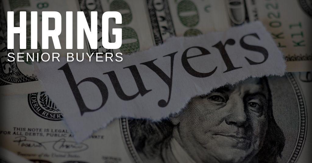 Senior Buyer Jobs in Maryland