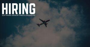 Software Airworthiness Engineer Jobs