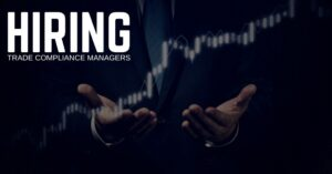 Trade Compliance Manager Jobs