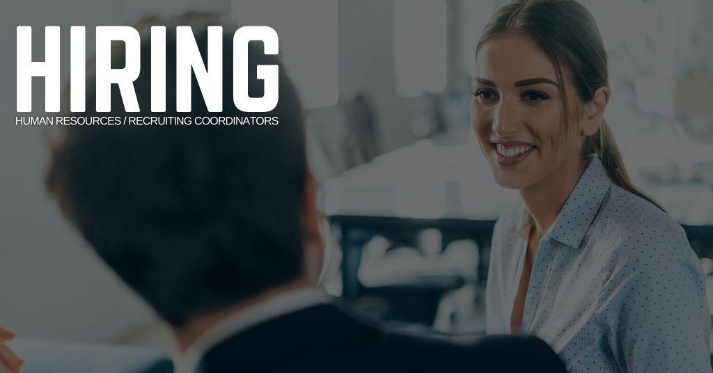 Human Resources _ Recruiting Coordinator Jobs