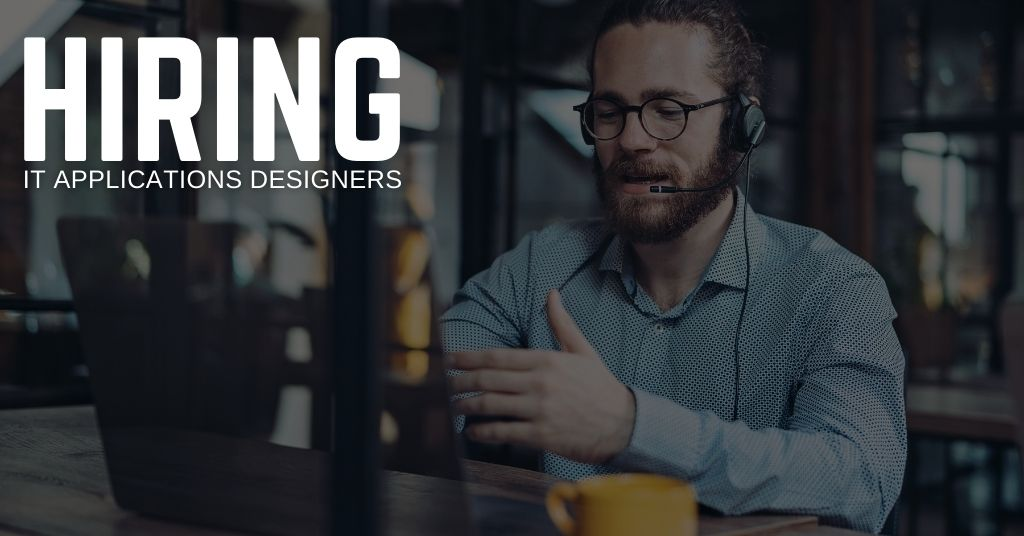 IT Applications Designer Jobs
