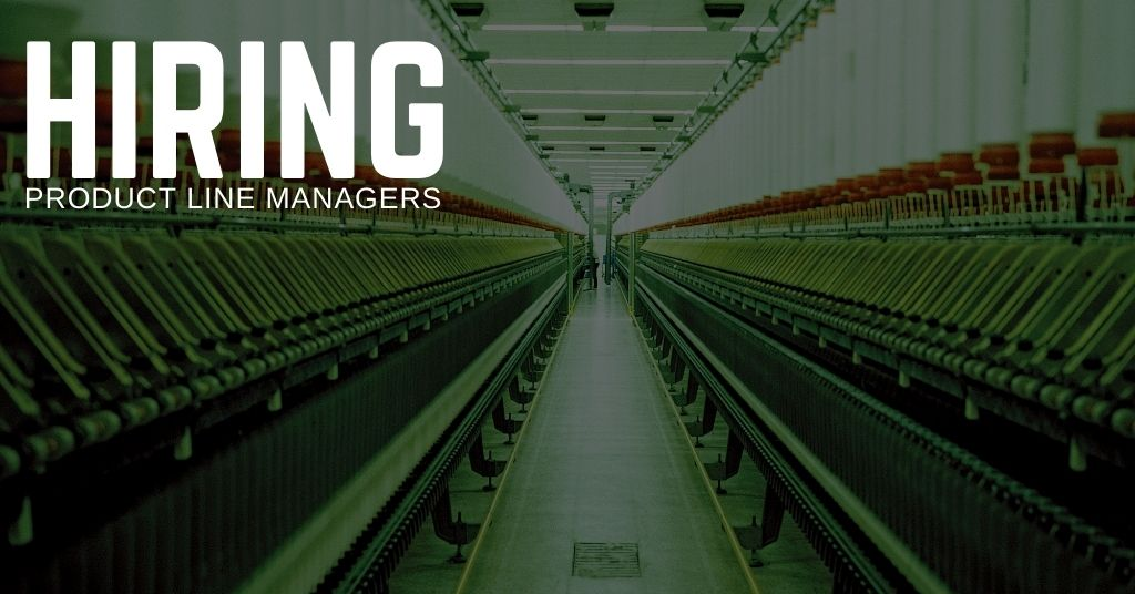 Product Line Manager Jobs