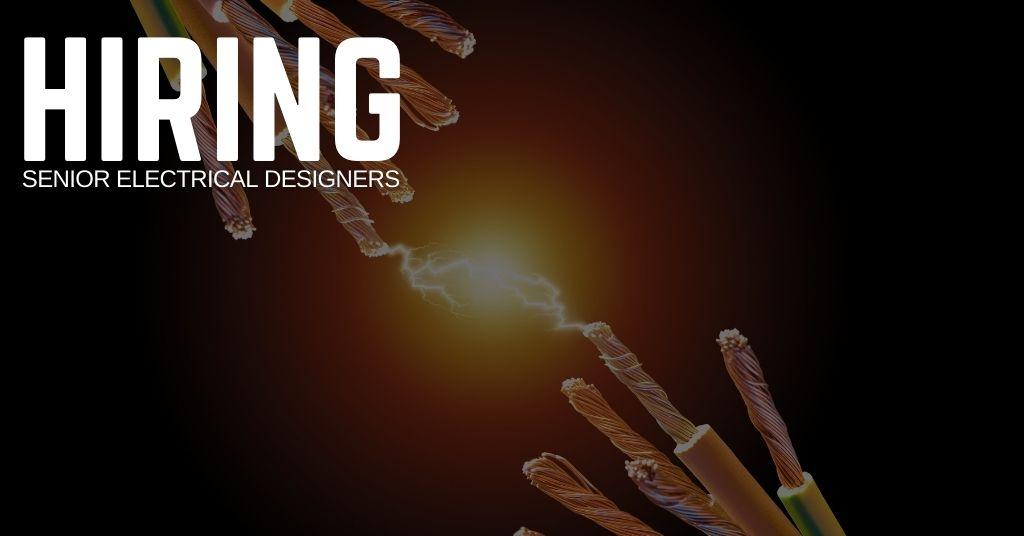 Senior Electrical Designer Jobs