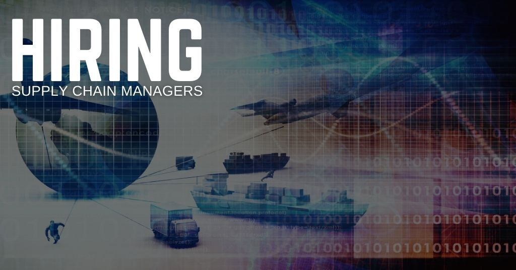 Supply Chain Manager Jobs