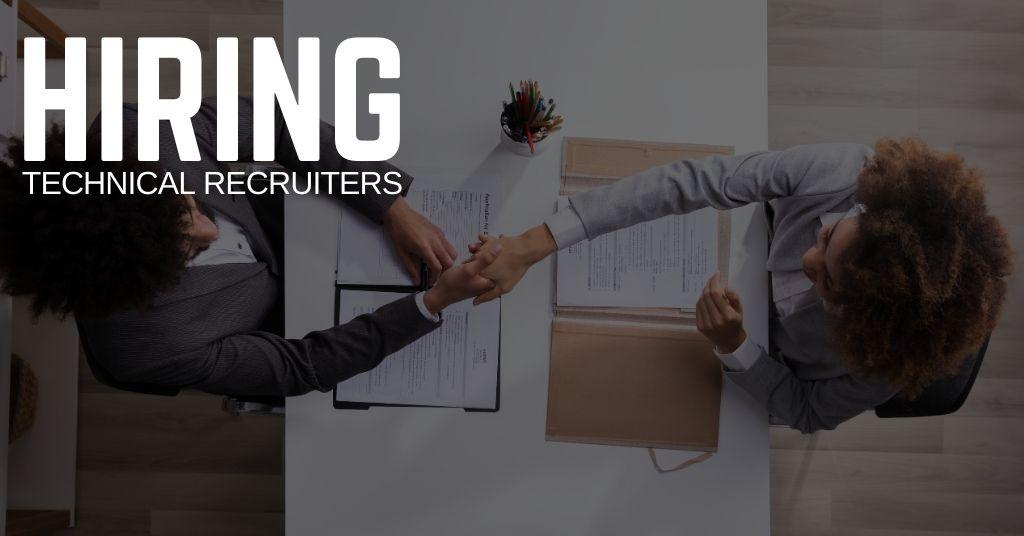 Technical Recruiter Jobs
