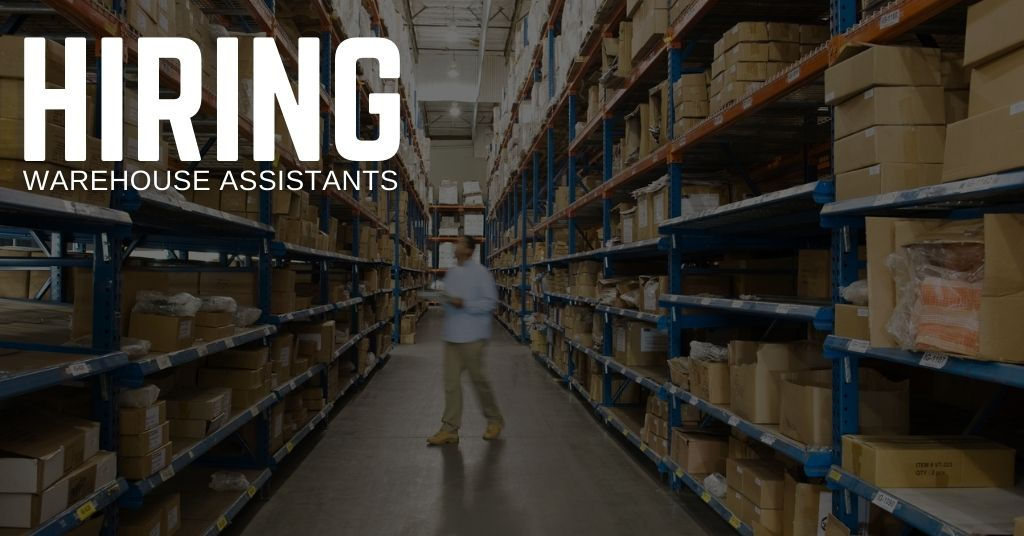 Warehouse Assistant Jobs
