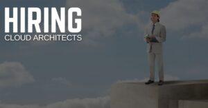 Cloud Architect Jobs