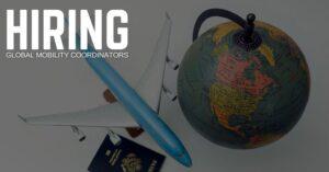 Global Mobility Coordinator Jobs