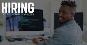 LabView Software Engineering Jobs
