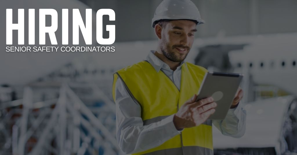 Senior Safety Coordinator Jobs