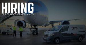 B1 & B2 Aircraft Mechanic Jobs in United Kingdom