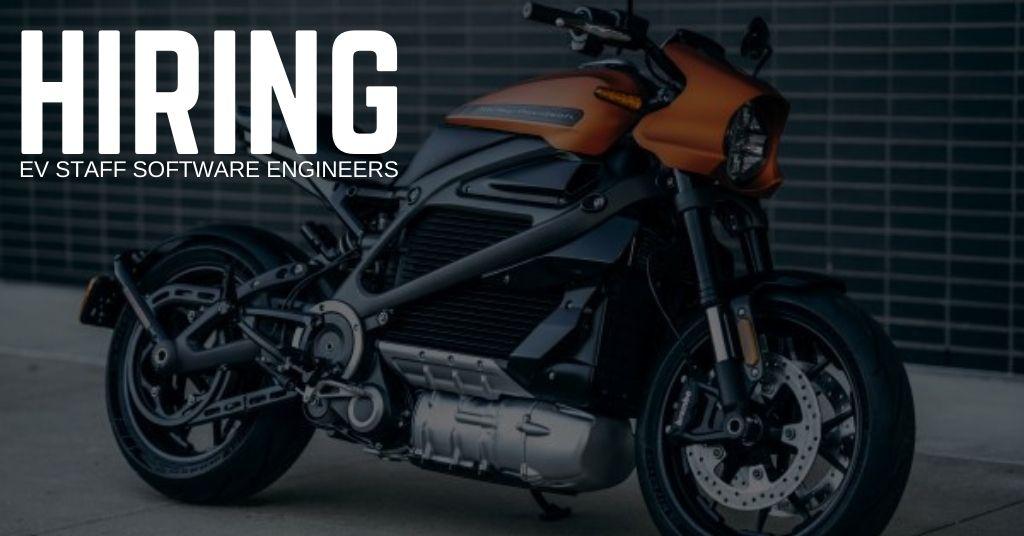 EV Staff Software Engineering Jobs