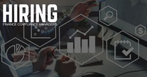 Finance Compliance Manager Jobs