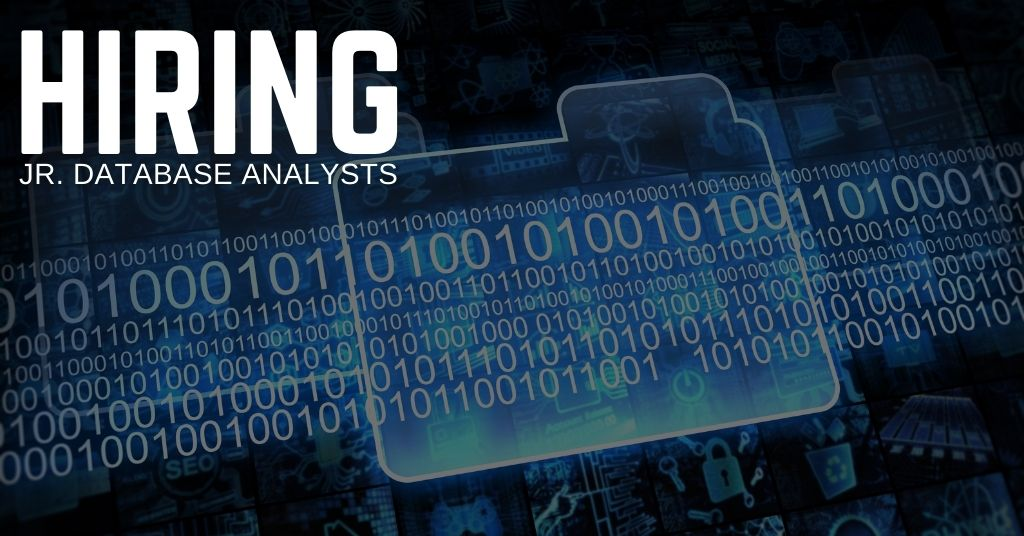 Jr. Database Analyst Jobs