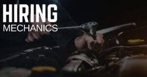 Mechanic Jobs