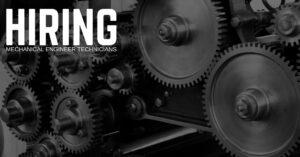 Mechanical Engineer Technician Jobs