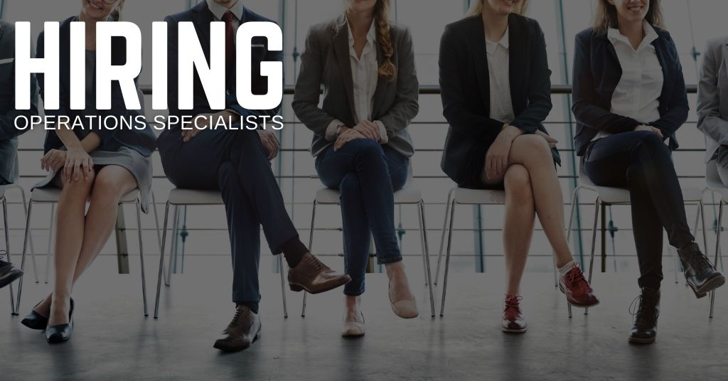Operations Specialist Jobs (2) - STS Technical Services