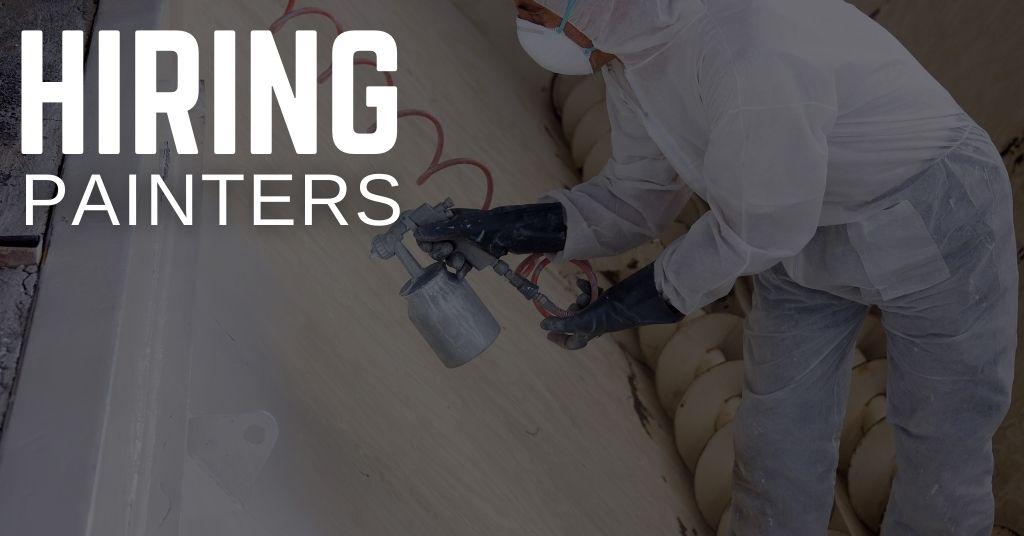 Painter Jobs