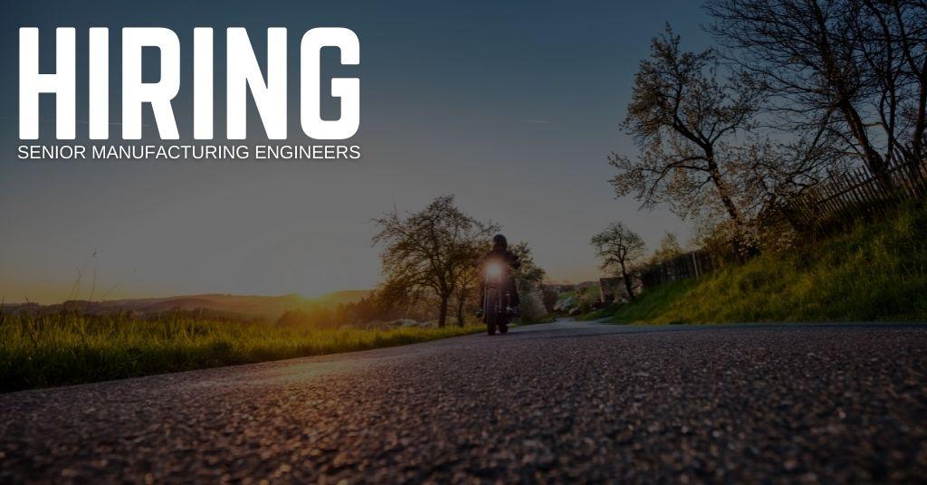 Senior Manufacturing Engineer Jobs