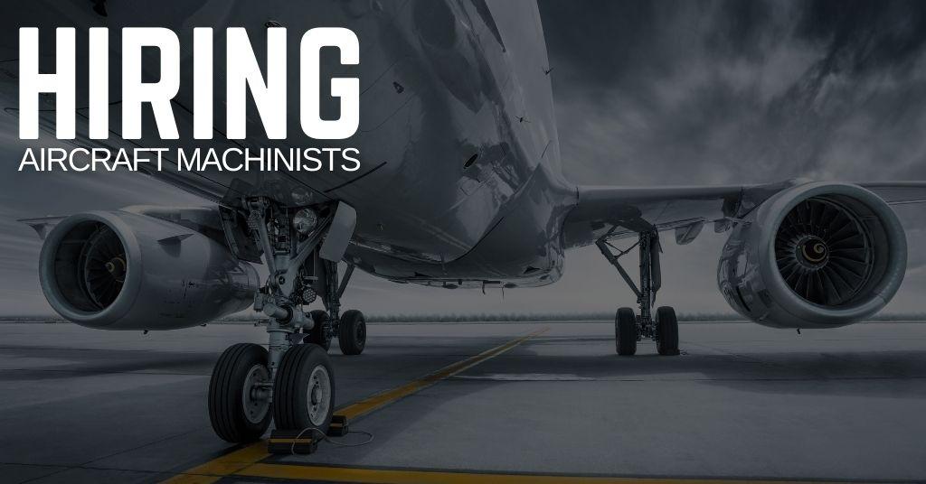 Aircraft Machinist Jobs