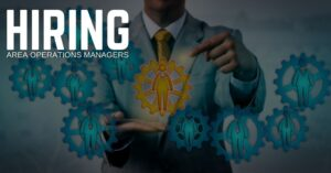 Area Operations Manager Jobs