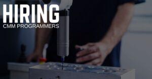 CMM Programmer Jobs