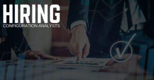Configuration Analyst Jobs
