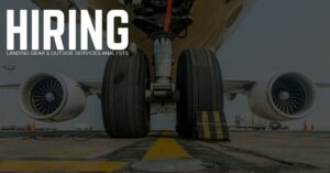 Landing Gear & Outside Services Analyst Jobs