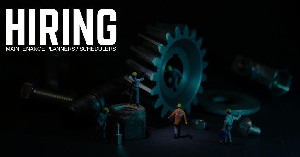 Maintenance Planner Scheduler Jobs