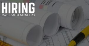 Materials Engineer Jobs
