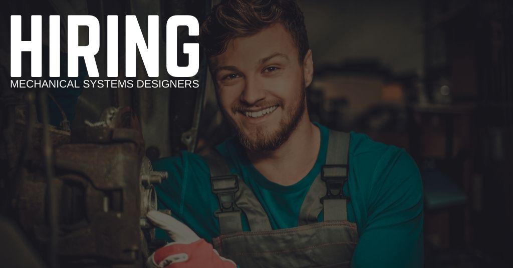 Mechanical Systems Designer Jobs