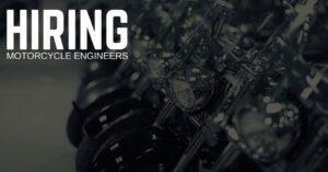 Motorcycle Engineer Jobs