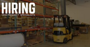 OEM Product Specialist Jobs