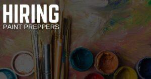 Paint Prepper Jobs