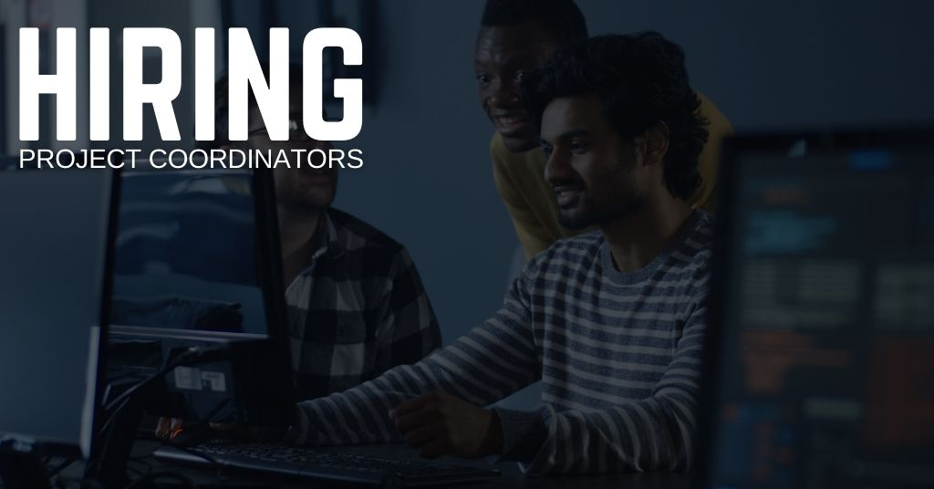 Project Coordinator Jobs (1)