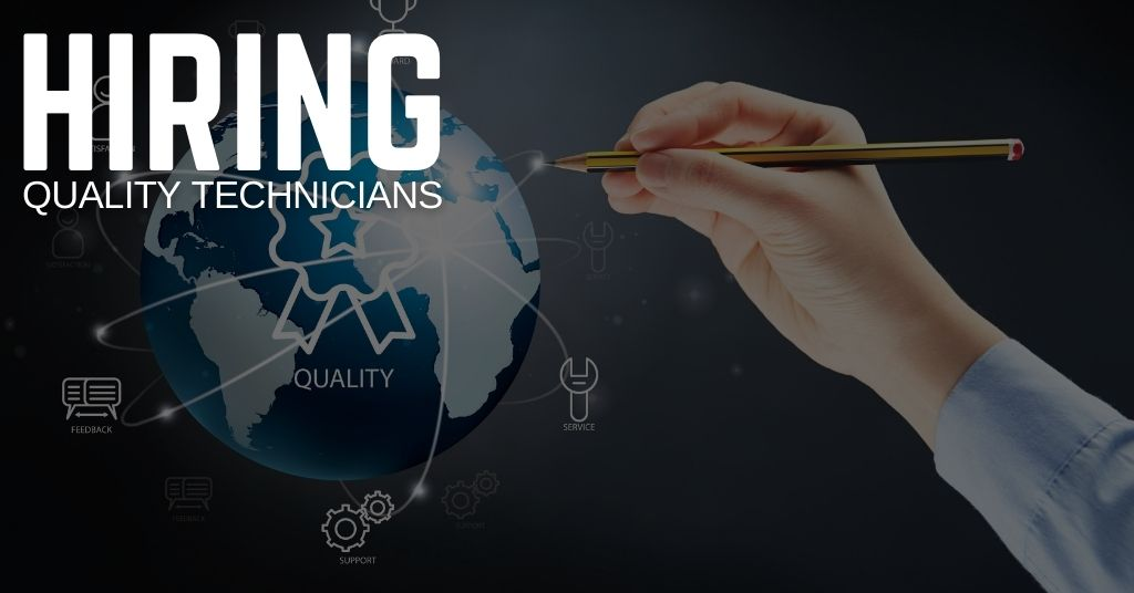 Quality Technician Jobs