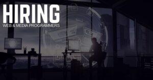 Web & Media Programmer Jobs