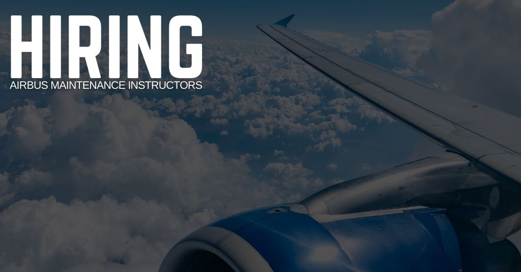 Airbus Maintenance Instructor Jobs