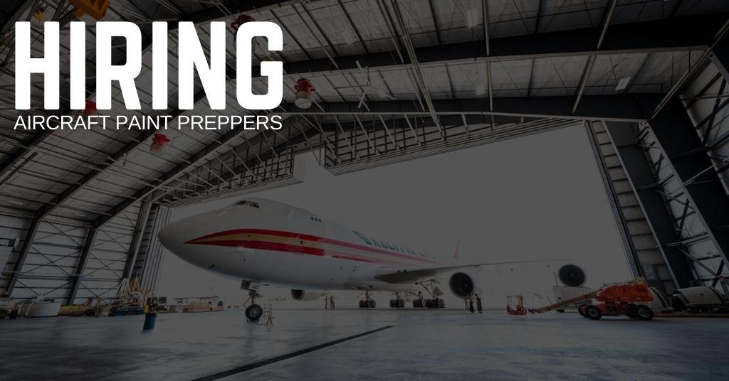 Aircraft Paint Prepper Jobs