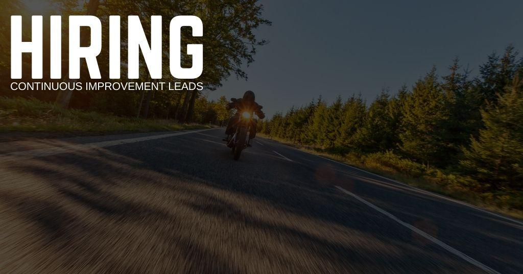Continuous Improvement Lead Jobs