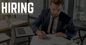 Contracts Technical Support Specialist Jobs