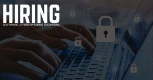 Software Cyber Systems Engineer Jobs
