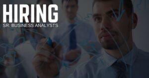 Sr. Business Analyst Jobs