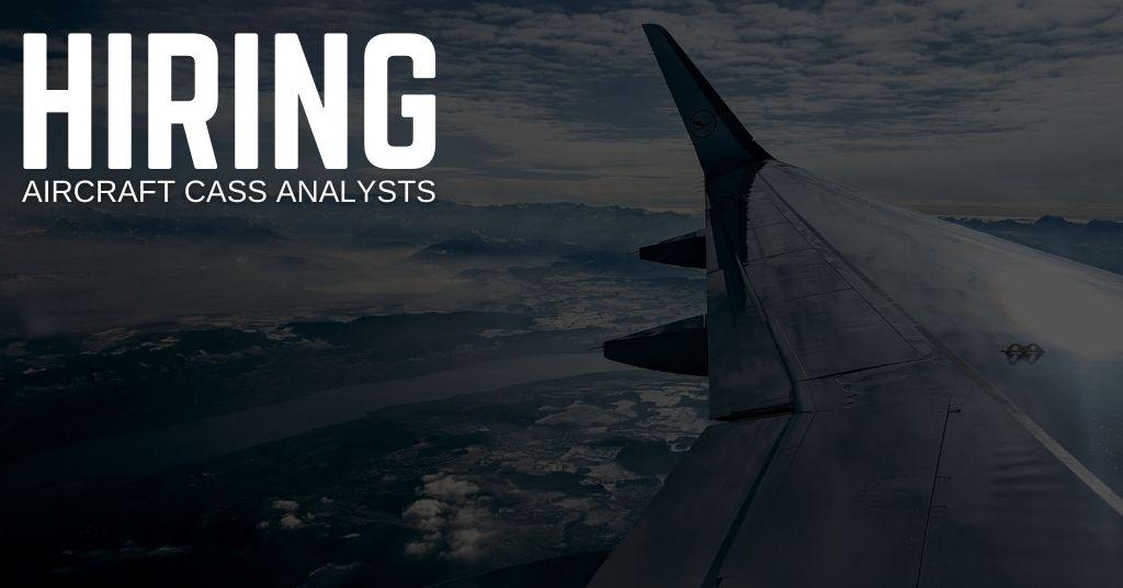 Aircraft CASS Analyst Jobs